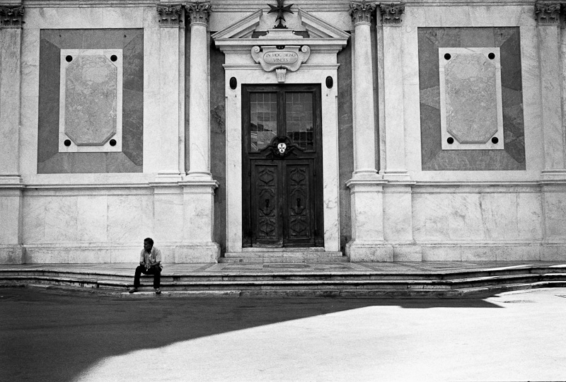 Firenze Leica M6 Italy 2011 1 In Hoc Signo Vinces photos argentique analog