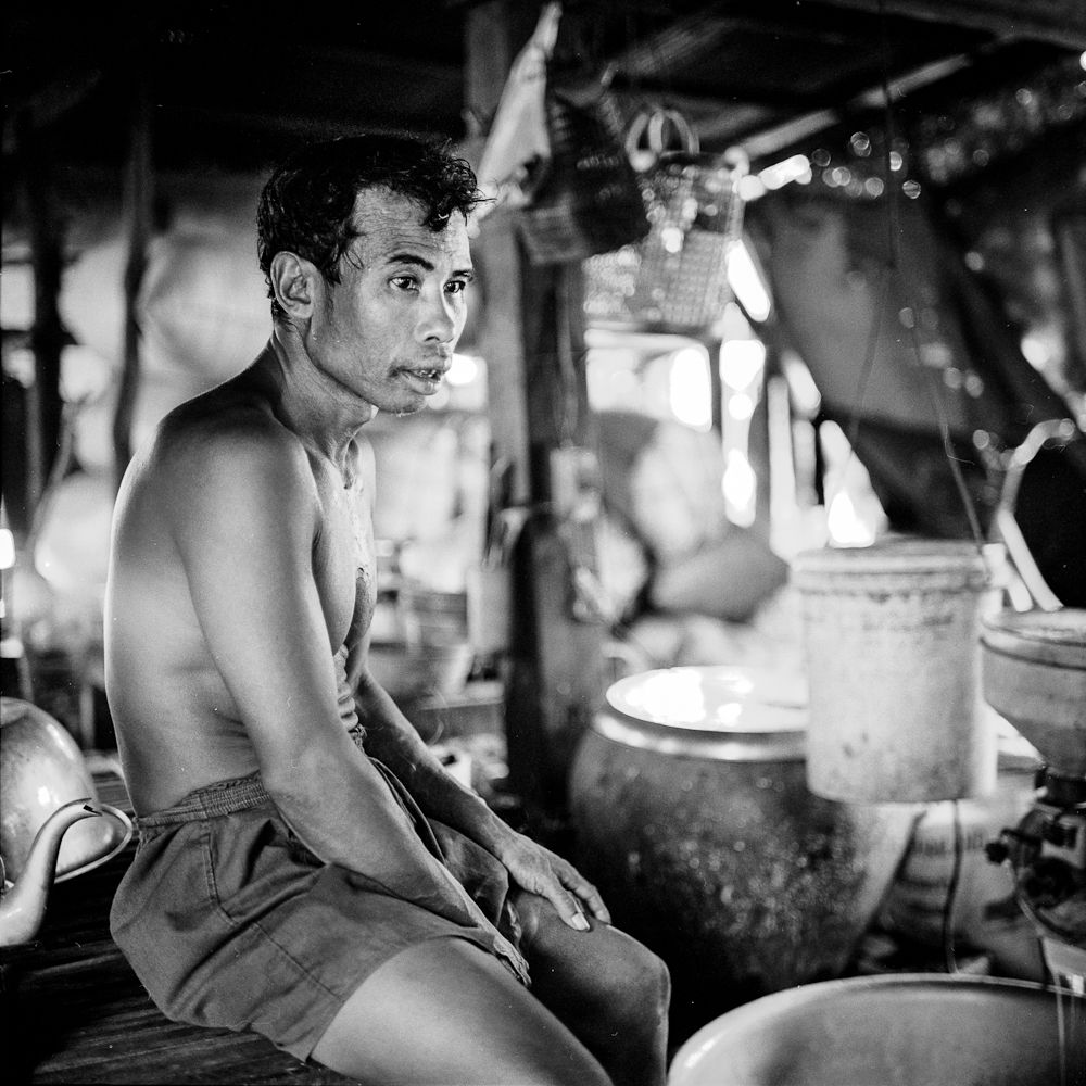 BT 3 Battambang : la Fatigue photos argentique analog