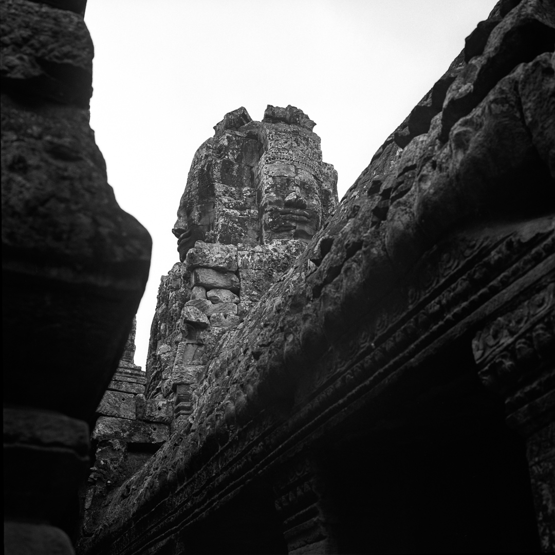 cambodge 3 Vision alternative dAngkor Wat photos argentique analog